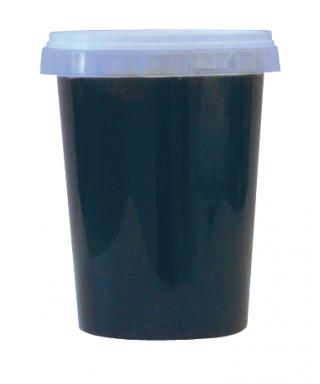 Pot pal nicot 500 g neutre transparent le carton de 300