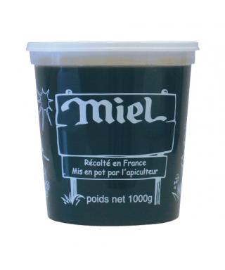 Pot plastique nicot kg miel le sachet de 10