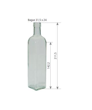 250 ml marasca la palette de 2100