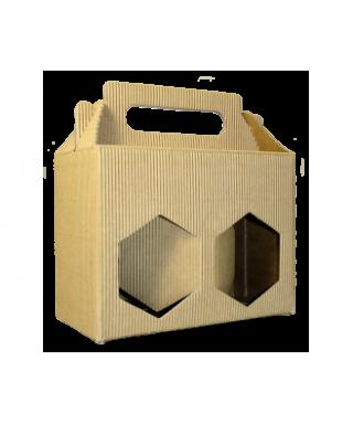 Coffret  carton 2*228ml Apisaveurs