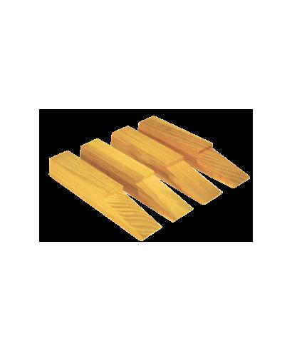 Pieds de ruche bois