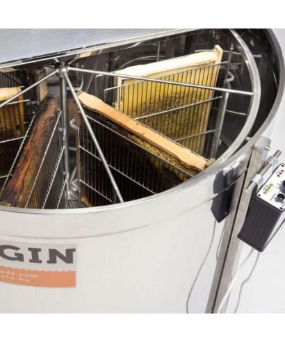 Extracteur 6 c Electrique avec paniers reversibles KONIGIN