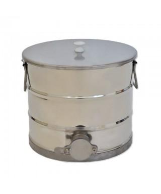 Maturateur 25 kg, avec couvercle plastique (inox couvercle + 20eur )