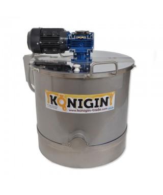 miel creamer et homogénéiser, 100 litres Konigin