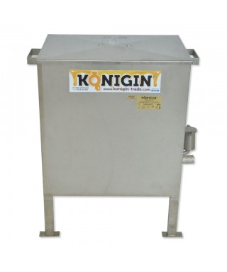 Chaudière à cire à gaz (grande taille) KONIGIN
