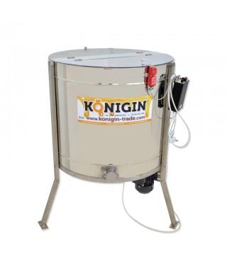 Extracteur Konigin, 12 cadres,  hauteur: 19-23 cm, radiaire, motorisé