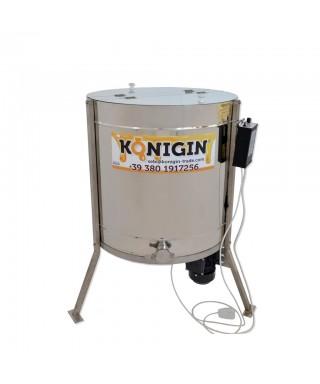 Extracteur 20 cadres KONIGIN, hauteur: 14-18 cm,  extracteur radiaire, motorisé