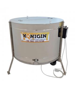 Extracteur Konigin 36 cadres, hauteur cadres: 19-23 cm,extracteur radiaire, motorisé