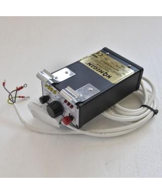 Boitier de contrôle de moteur automatique, 230 V-350 W (pour extracteurs avec 125 cm diamètre)