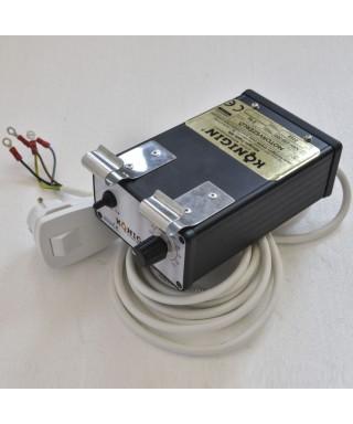 Boitier contrôle moteur (changement de direction et vitesse manuelle), 230 V-350 W