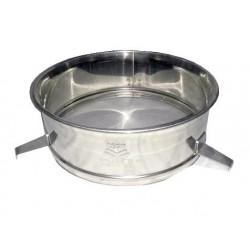 Passoire/Tamis en inox à crochets, diamètre modulable de 320 à 420mm