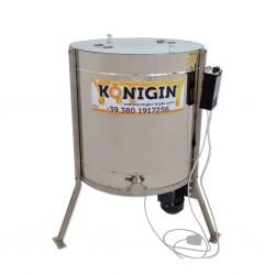 Extracteur 9 cadres - radiaire - Electrique KONIGIN