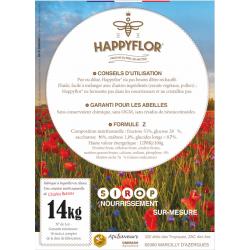 Sirop HAPPYFLOR, jerrican (10L), 13kg