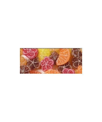 Bonbons Mélange hivernal, le sac de 5 kg