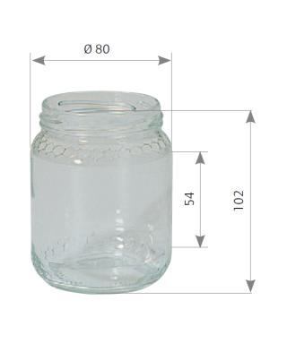 500 g  378 ml to 63 le pack de 12 Apisaveurs