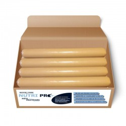 NUTRIPRO + pâte hyper protéinée (10%), LE CARTON DE 10 PAINS