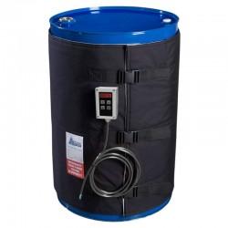 Couverture chauffante pour fut 200 litres/280kg miel