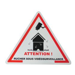 Panneau video surveillance