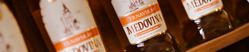 Vin de Miel - Medovina